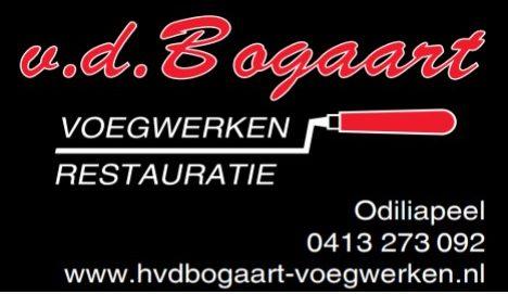 vd Bogaart voegwerken Odiliapeel